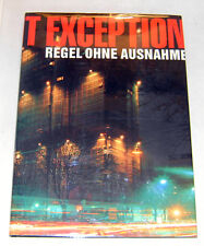Photography LEWIS BALTZ Rule Without Exception Regal Ohne Ausnahme 1st German