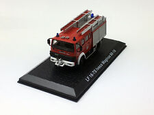 Atlas 1:72 LF 16-TS Iveco Magirus 90-16 Fire Engine Diecast Metal Model