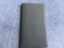 British Airways Concorde Original  Leather Diary 1999 Rare