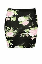 Unbranded Viscose Casual Floral Skirts for Women
