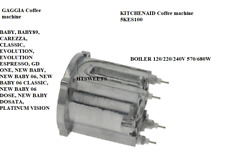 Gaggia Boiler 120V & 230V Classic Baby Dose Evolution,5038339 ,KITCHENAID,BABY89