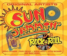 Sun Jammin' Rock n Roll, CD, 2016, 22 Tracks on 2 Discs, Original Artists,  New