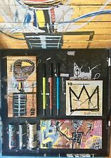 URBAN DECAY JEAN-MICHEL BASQUIAT VAULT ENTIRE COLLECTION New Authentic
