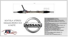 SCATOLA GUIDA STERZO NISSAN MICRA K12 - NOTE *** NUOVA*** 280008