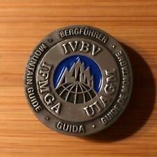 2 Bergführer Pins  30 mm Durchmesser