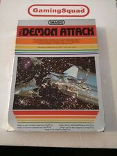 Demon Attack Atari 2600 Boxed, Supplied by Gaming Squad