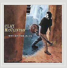 Out of the Blue von Clay Mcclinton | CD | Zustand sehr gut