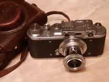 Camera Zorki  is a Soviet rangefinder. lens industar - 22 № 316797