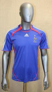 Maillot équipe de France Adidas domicile 2006 taille S