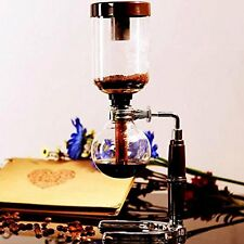 Hot sale!! 5-Cup Coffee Syphon Tabletop Siphon (Syphon) Coffee Maker New home