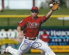 SCOTT KINGERY Signed 8x10 Philadelphia Phillies MLB Autographed photo COA