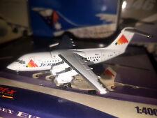 Bae 146-200 Jersey European G-JEAJ - Scala 1:400 Die Cast - Jet-X