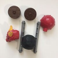 Fisher-Price TRIO King's Castle Replacement Catapult Pieces
