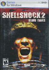 SHELLSHOCK 2 BLOOD TRAILS Shell Shock PC Game Vista NEW