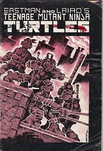 Teenage Mutant Ninja Turtles (1984) 1 3rd Print lower grade