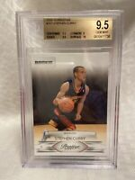Stephen Curry⚡️Warriors⚡️2009-10 PRESTIGE RoOkie Card #157 BGS 9.5! (PSA)