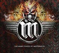 MANY FACES OF MOTÖRHEAD 3 CD (BOX-SET) NEU