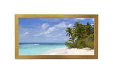 12x36 Panoramic Frame - Gold