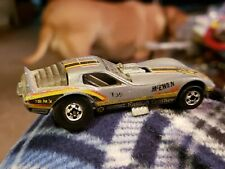 VINTAGE  HOT WHEELS TOM McEWEN MONGOOSE CORVETTE FUNNY CAR ENGLISH LEATHER