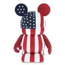 Disney Theme Park Favorites Series Vinylmation ( American Flag )