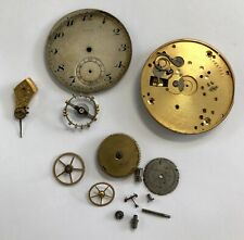 Elgin bolsillo hand manual pocket watch movement for parts 40 mm no funciona 3WC