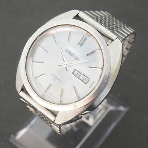 Rare Vintage 1970 JAPAN SEIKO 5 ACTUS 6106-8440 23 Jewels Automatic Men's Watch