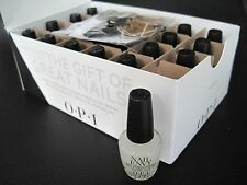 OPI GWEN Mini Original NAIL ENVY Nail Polish Top Coat 24-pc Gift Set 1/8 oz *NIB
