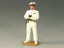 King & Country USN001 Deck Officer With Binos