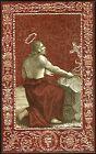 SANTINO HOLY CARD IMAGE PIEUSE - SANT'ABRAMO - ANACORETA