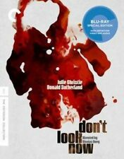 Don't LOOK Now Criterion Collection Region 1 Blu-ray