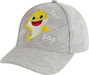 Nickelodeon Pinkfong Toddler Hat for Boy's Ages 2-4 Baby Shark Kids Baseball Cap