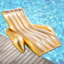 Intex Matratze Luftmatratze Pool Sessel Lounge Badeinsel Wasserliege Luftbett