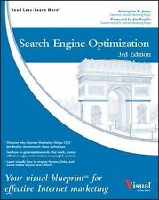 Visual Blueprint: Search Engine Optimization ~ Third Edition ~ NEW