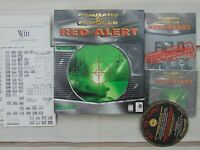 Command & Conquer Red Alert (1996) PC CD Big Box Sealed Game