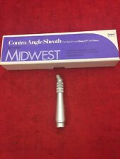 NEW MIDWEST Dental Handpiece Contra Angle Sheath 710074 Shorty Rhino-XP