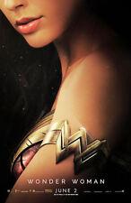"""Wonder Woman - 2017 - Movie - Poster - 11"""" x 17"""" ( T14) - B2G1F"""