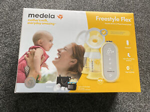 Medela Freestyle Flex Double Electric 2-Phase Digital Breast Pump (New & Boxed)