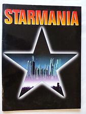 RARE PROGRAMME CONCERT STARMANIA MOGADOR 1996