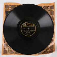 "Sunday, Monday, or Always / If You Please by Bing Crosby, 78 rpm 10"", VG+"
