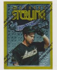 1996  FINEST  JEFF  BAGWELL  RARE  GOLD