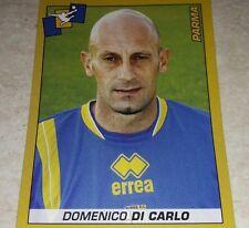 FIGURINA CALCIATORI PANINI 2007/08 PARMA DI CARLO ALBUM 2008
