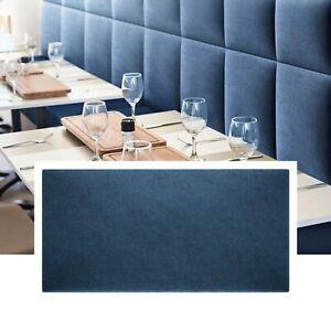 Wandpaneel Wandkissen Betthaupt Textil 3D Polster Wandpolster Rechteck 60x30 M20