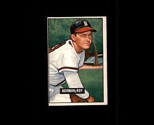 1951 Bowman 278 Norman Roy RC VG-EX #D421849