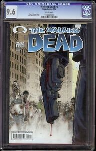 Walking Dead # 4 CGC 9.6 White (Image, 2004)