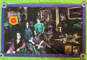 "The Buck Pets ""Mercurotones"" POSTER Island Records 32x20"
