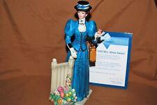 Avon Mrs.Albee President's Club 2009 Full Size Figurine NIB Discontinued Rare