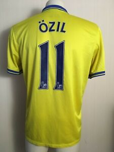 ARSENAL 2013 2014 ORIGINAL FOOTBALL JERSEY SHIRT SOCCER HOME NIKE ozil #11