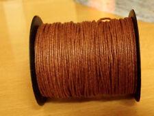 Braun Drähte, Kordels zur Schmuckherstellung