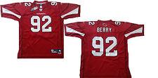 NFL Football Premier Trikot Jersey ARIZONA CARDINALS Bertrand Berry 92 rot