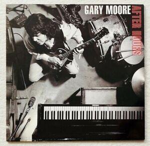 GARY MOORE . after hours LP 1.Press 1992 IMPORT Van Halen Black Sabbath Skid Row